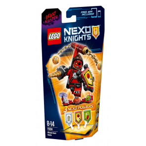 Lego Nexo Knights - Ultimativer Monster-Meister
