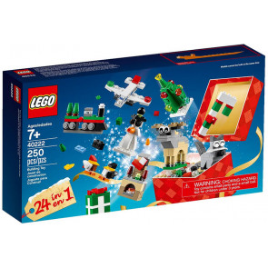 LEGO ® Weihnachtlicher Bauspass - 40222