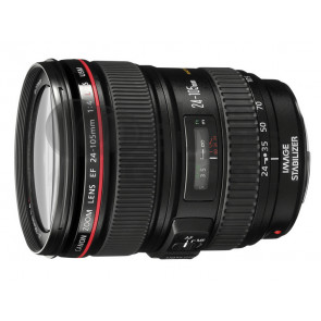Canon EF 24-105mm F/4.0 L IS USM - Miete