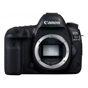 Canon EOS 5D Mark IV Body - Miete ab 1 Tag *