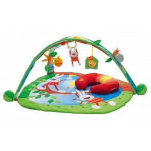 Chicco Spieldecke und Babygym Tierchenwiese