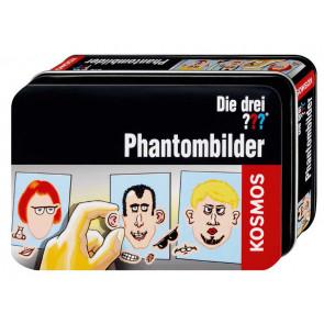 Kosmos Die drei ??? – Phantombilder