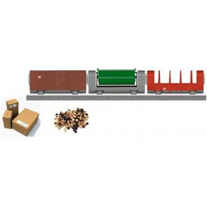 Märklin Ergänzungswagen-Set zum Güterzug