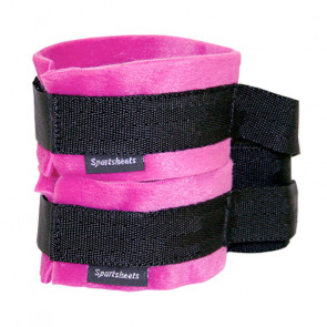 Sportsheets Kinky Pinky Cuffs with Tethers