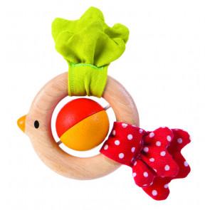 Plan Toys Vogel-Rassel