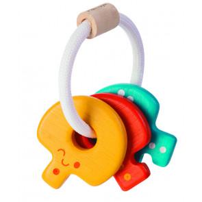 Plan Toys Baby Schlüssel-Rassel