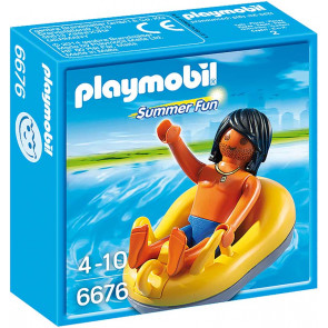 Playmobil Summer Fun - Rafting-Reifen