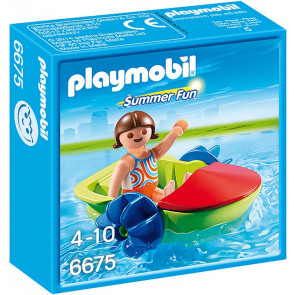 Playmobil Summer Fun Fun-Boot