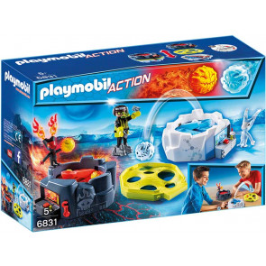 PLAYMOBIL® Action - Fire & Ice Action Game