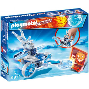 PLAYMOBIL® Action - Frosty mit Disc-Shooter