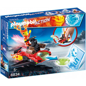 PLAYMOBIL® Action - Sparky mit Disc-Shooter