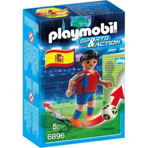 PLAYMOBIL Sport & Action Fußballspieler Spanien