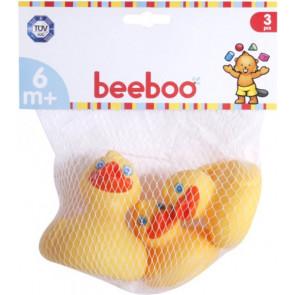 Beeboo Badeente - 3 Stück