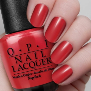 OPI Brazil - Red Hot Rio