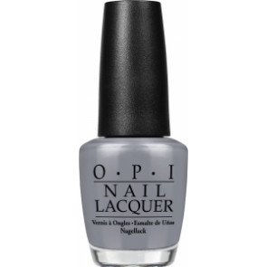 OPI Fifty Shades of Grey - Embrace the Gray