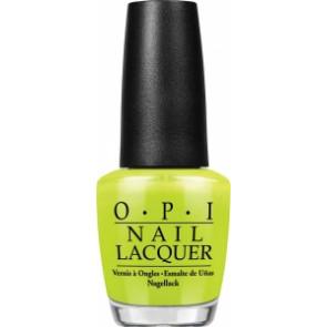 OPI Neon - Life Gave me Lemons