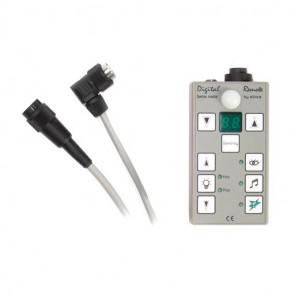Elinchrom Hand Fernbedienung  CONTROL SET DIGITAL RX  (inklusive 11100 Kabel)