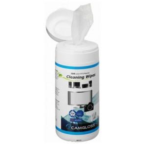 Camgloss Reinigungstücher in Spenderdose