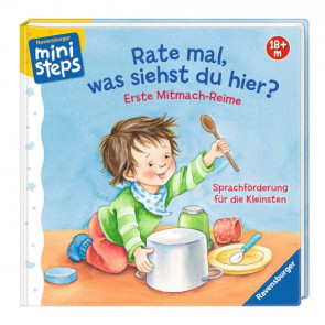 Ravensburger ministeps: Rate mal, was siehst du hier?