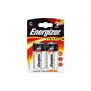 Energizer Batterien Ultra + Typ C 2er-Blister