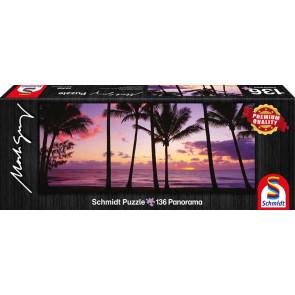 Schmidt Minipuzzle Palm Cove Queensland Australia 136 Teile