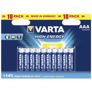 Varta High Energy Micro 1x10 AAA LR03