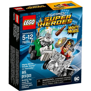 Lego Super Heroes - Mighty Micros: Wonder Woman vs. Doomsday