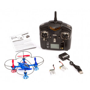 RC: 4 Channel Quadcopter MINI 2.4 GHz