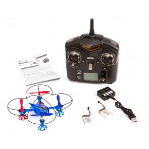 RC: 4 Channel Quadcopter MINI 2.4 GHz
