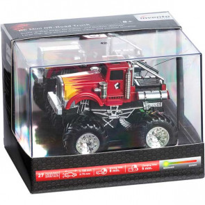 RC: Mini Off-Road Truck Red - 27 Mhz