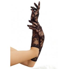 Leg Avenue elegante lange Handschuhe