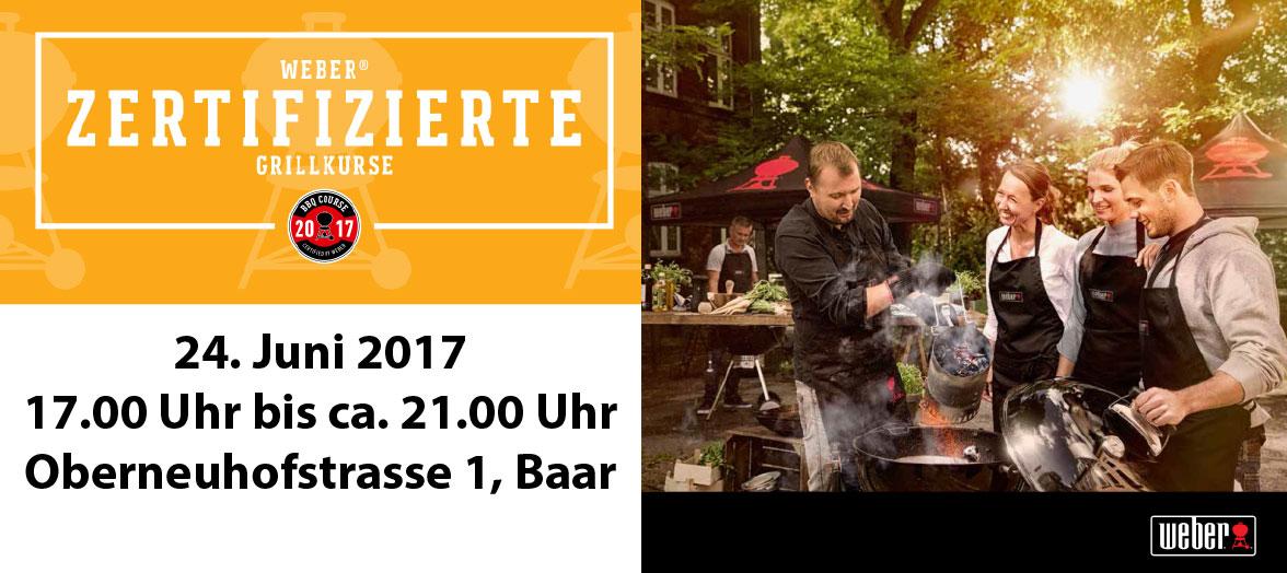 Weber Grillseminar 4