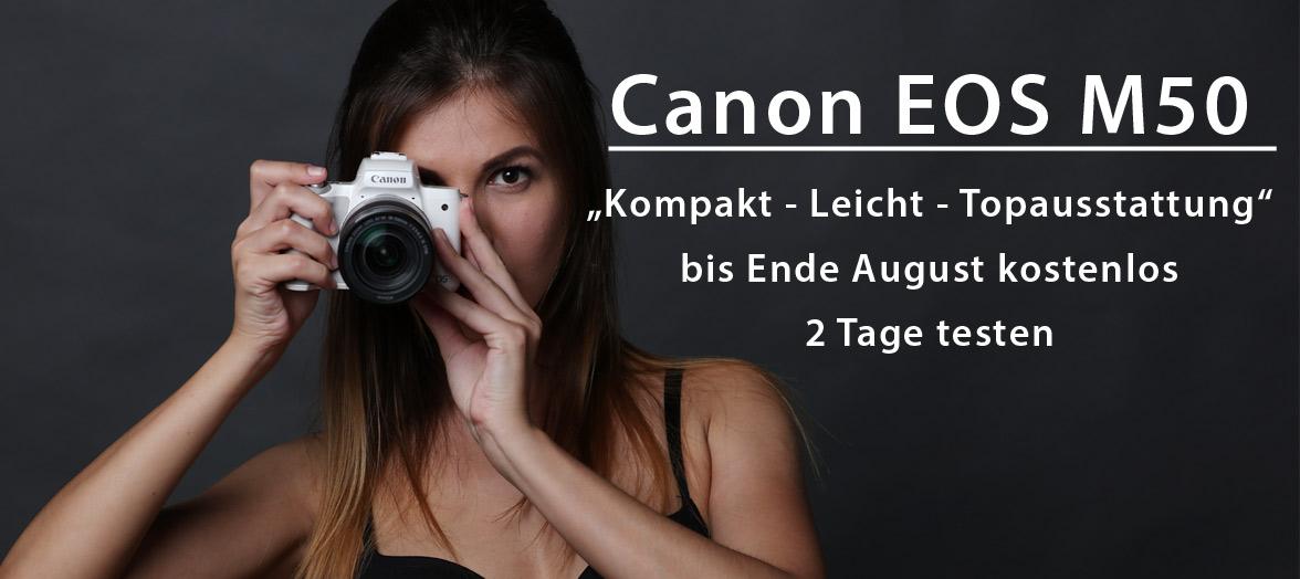 Canon EOS M50 7