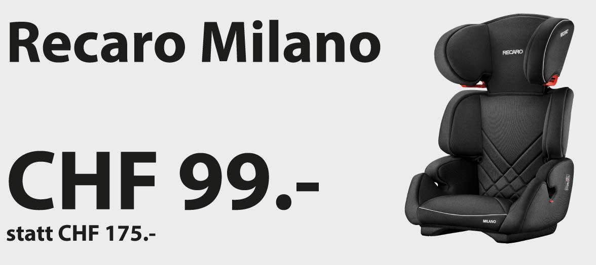 Recaro Milano 8