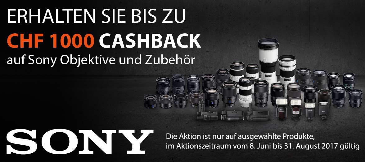 Sony Cashback 8